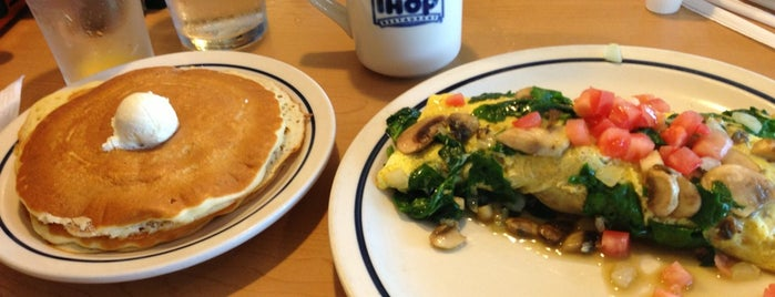 IHOP is one of Orte, die 🚡 Chris gefallen.