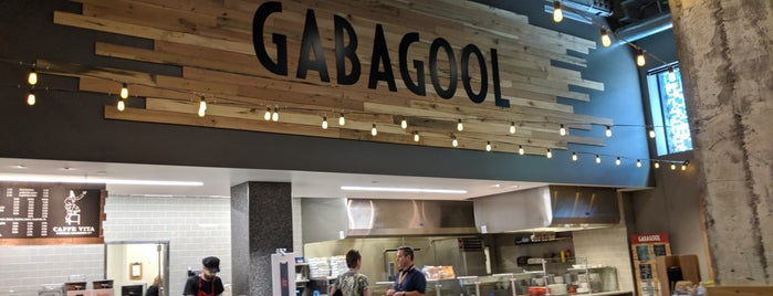 Gabagool Cafe is one of Amazon Campus (SLU) Lunch Spots.