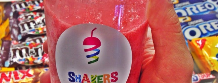 Shakers is one of must visit vol.2.