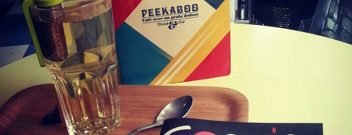 Peek A Boo is one of Restaurants.