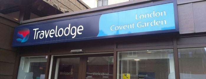 Travelodge London Covent Garden is one of London.