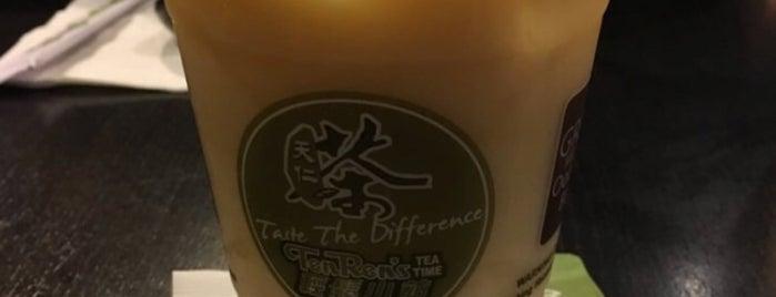Ten Ren's Tea Time is one of Orte, die Kenny gefallen.