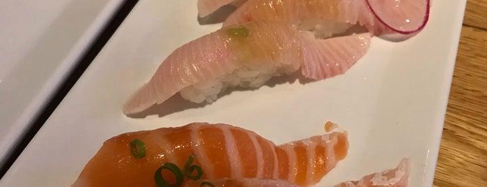 Aburi Sushi & Sake Bar is one of Kenny : понравившиеся места.