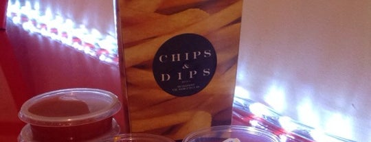 Chips & Dips is one of Andras 님이 좋아한 장소.