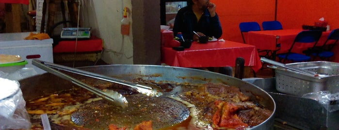 Taquería Guadalajara is one of CENA QRO.
