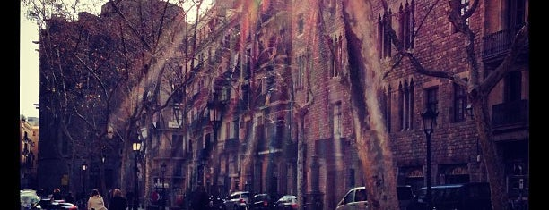 El Born is one of Barcelona -: Places Worth Going To!.