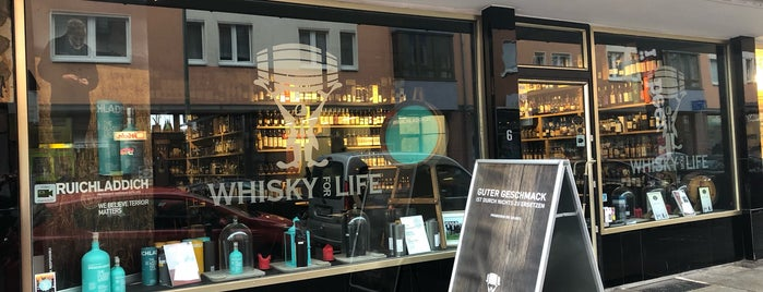Whisky for Life is one of Frankfurt am Main / Hessen / Deutschland.