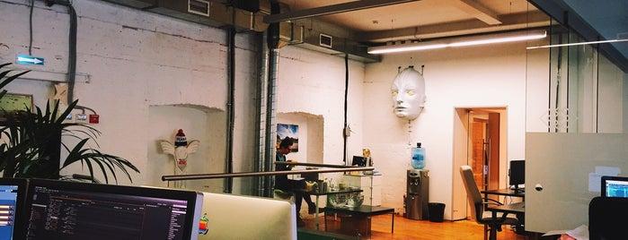 Sila Sveta Studio is one of Orte, die Pania gefallen.