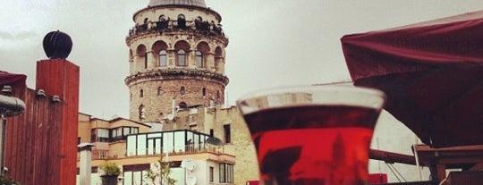 Galata Konak Cafe is one of IST.