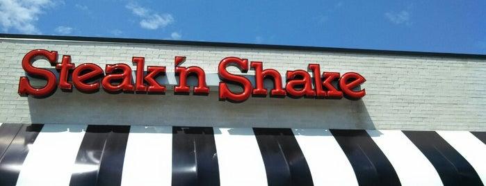 Steak 'n Shake is one of Ann'ın Beğendiği Mekanlar.