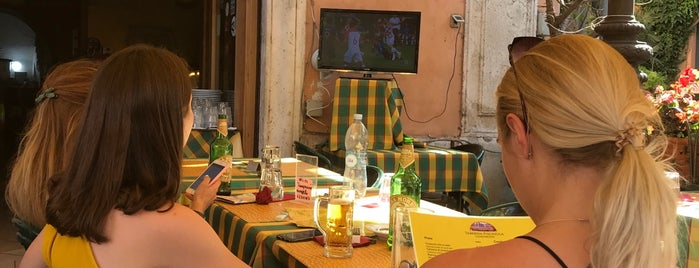 Taberna Piscinula is one of To Do in Rome.
