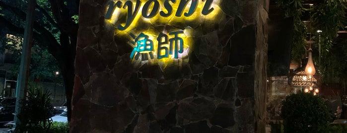 Ryoshi is one of Comida japonesa y más.
