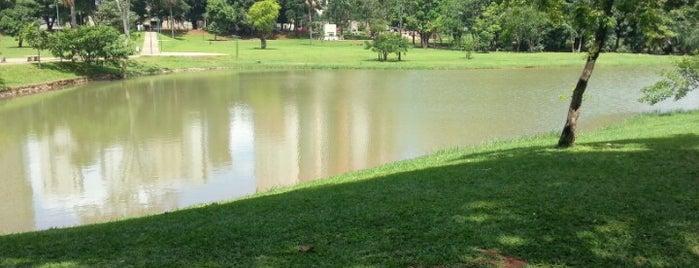 Parque Lago das Rosas is one of Goiania's Best Spots.