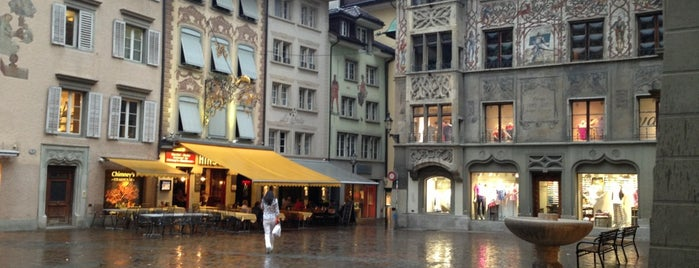 Altstadt is one of Switzerland.