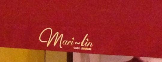 Mari-lin Café Lounge is one of Francisco : понравившиеся места.