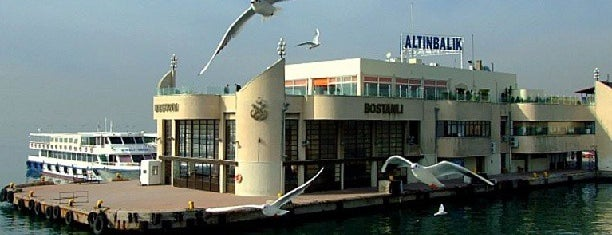 Altınbalık is one of İzm.