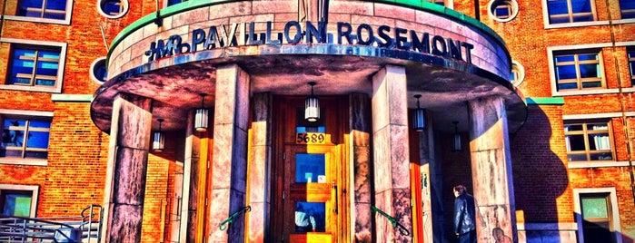 HMR Pavillon Rosemont is one of Locais curtidos por Gustavo.