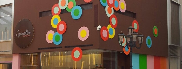 Sprinkles Cupcakes is one of 9aq3obeyaさんのお気に入りスポット.