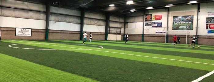 Soccer Dome is one of Posti che sono piaciuti a Chris.