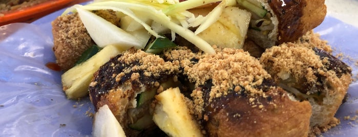 Tow Kwar Pop @ Tiong Bahru Market is one of Good Food Places: Hawker Food (Part I)!.