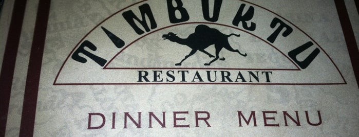 Timbuktu Restaurant and Lounge is one of Crab Cakes & Pit Beef.