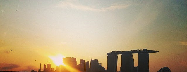 Marina Barrage is one of Singapore Things To Do!!.