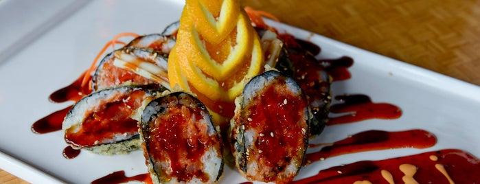 Desaki Japanese Restaurant is one of Our Neighbors.