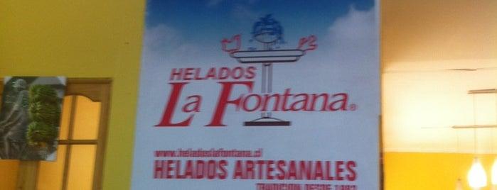 La Fontana is one of Gespeicherte Orte von Agustin.