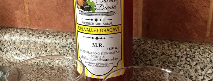 Curacavi is one of Orte, die Ingrid gefallen.