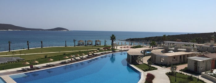 Alkoçlar Exclusive Beach is one of Orte, die Mujdat gefallen.