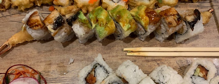 Chopfuku Asian Cuisine is one of Salt Lake City.