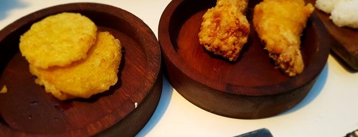 BAB Cocina Coreana is one of Locais curtidos por Kurara.