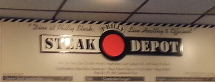 Philly Steak Depot is one of Top picks for Sandwich Places.
