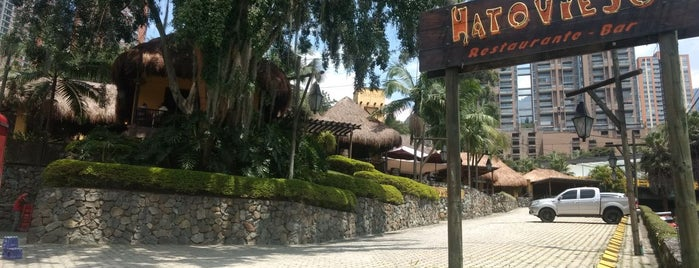 Restaurante Hatoviejo is one of Lugares favoritos de Jose.