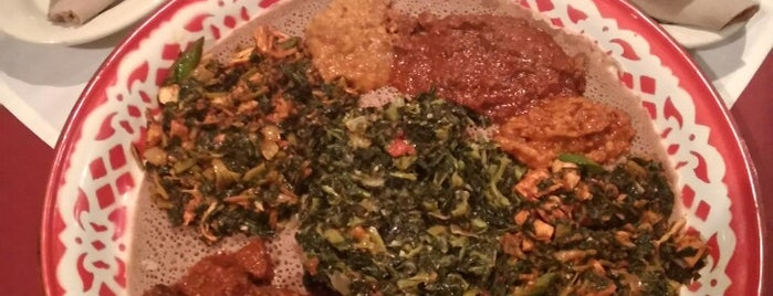Dallul East African Cuisine is one of Gespeicherte Orte von Don.