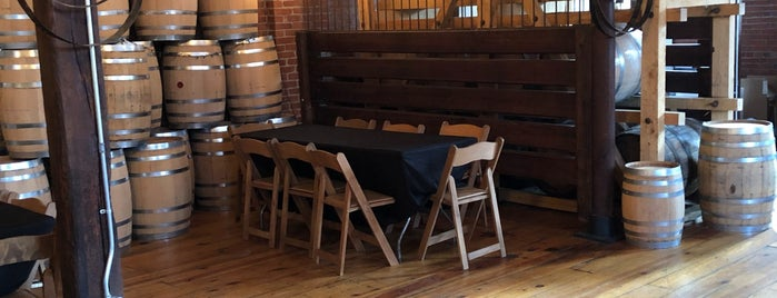 New Liberty Distillery is one of Dining Days.
