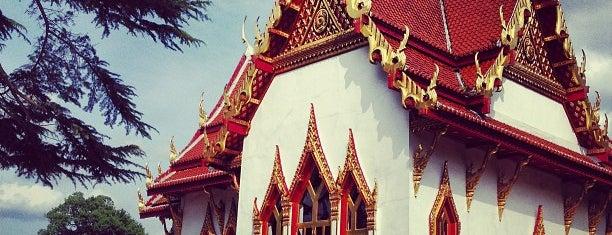 Buddhapadipa Thai Temple is one of London4.