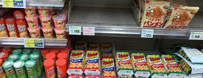 サミットストア 上北沢店 is one of ジャックさんのお気に入りスポット.