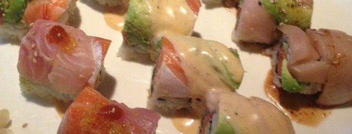 Zencu Sushi & Grill is one of Craig's LA List.