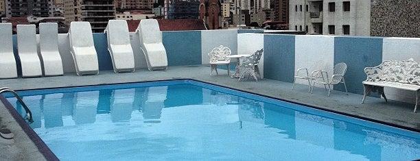 Jóia Hotel is one of Poços de Caldas, MG.