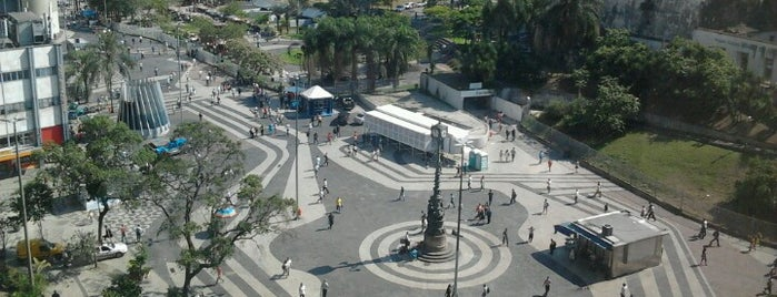 Largo da Carioca is one of Lugares guardados de '@BrunoSwell.
