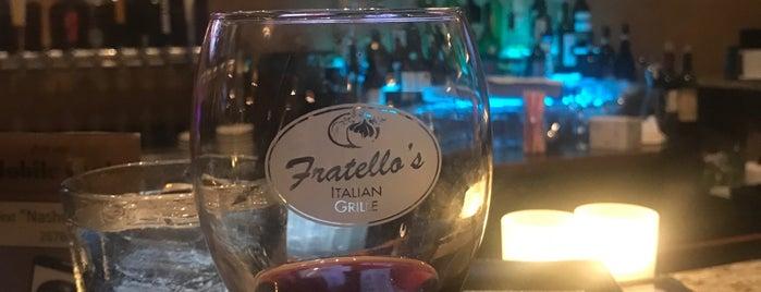 Fratello's is one of Adam 님이 좋아한 장소.