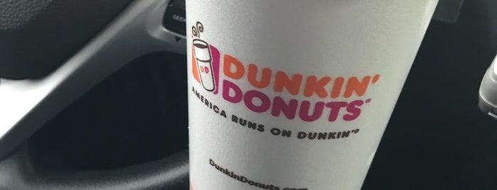 Dunkin' is one of Gespeicherte Orte von Chuck.