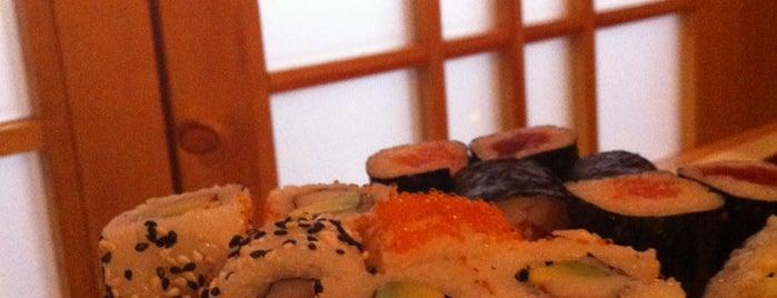 Yamate is one of comida extranjera.