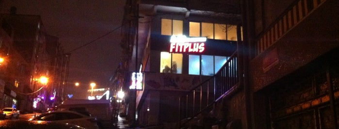 2.80 Fit Plus is one of Orte, die Ahmet gefallen.