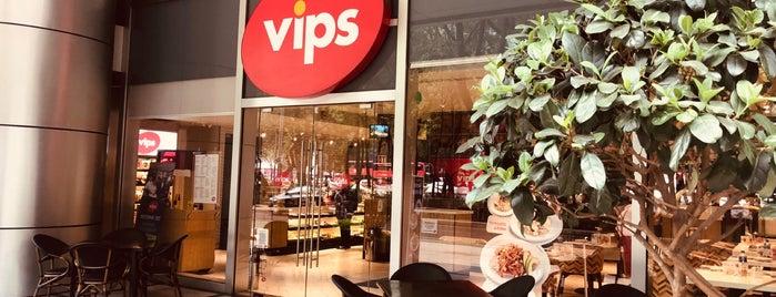 Vips Reforma 180 is one of Lugares guardados de Aline.