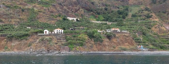 Praia Do Canto Do Passo is one of Madeira.