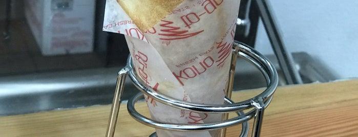 Kono Pizza is one of Locais salvos de Paresh.