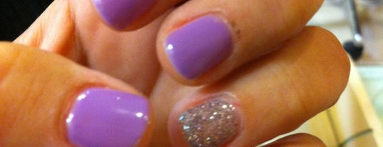 Rose Nails is one of RDU Baton - Apex & Cary Favorites.