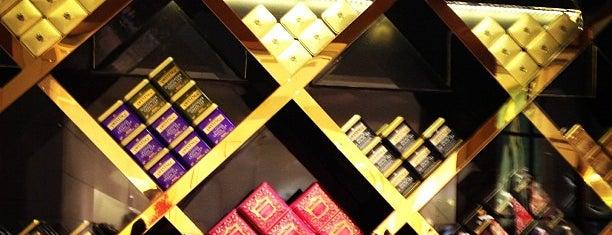 Twinings Tea Boutique is one of Lieux qui ont plu à Pravit.
